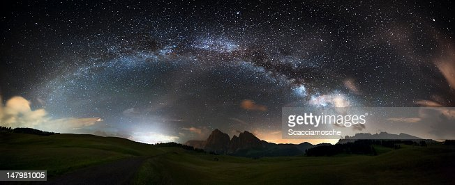 Arc of the Milky Way - Panorama XXL