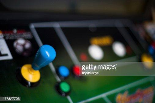 Arcade Joystick : Stock Photo