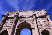Rome - Italy, Arch of Constantine, City, Urban Skyline, Capital Cities