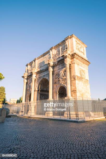 Arch of Constantine. Rome, Italy.