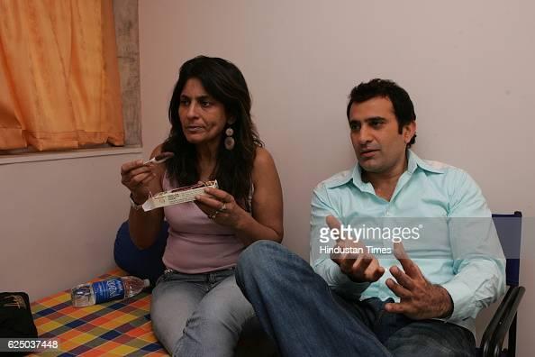 Archana Puran Singh with husband Parmeet Sethi