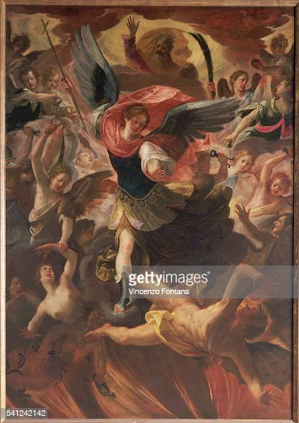 images of angels fighting demons stock photos and pictures
