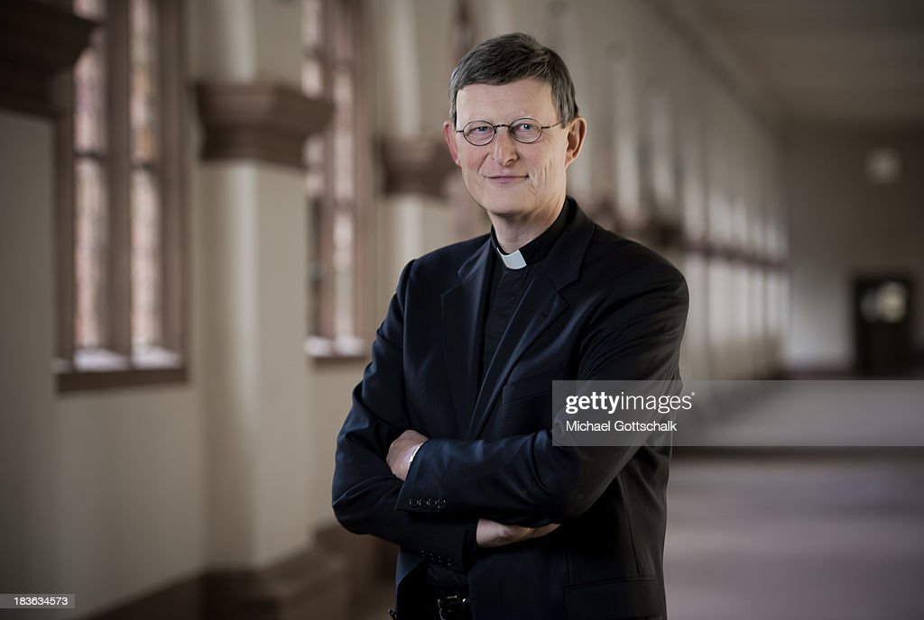 Archbishop of Berlin Rainer Maria Cardinal Woelki poses during a portrait session on September 26, 2013 in Fulda, Germany.