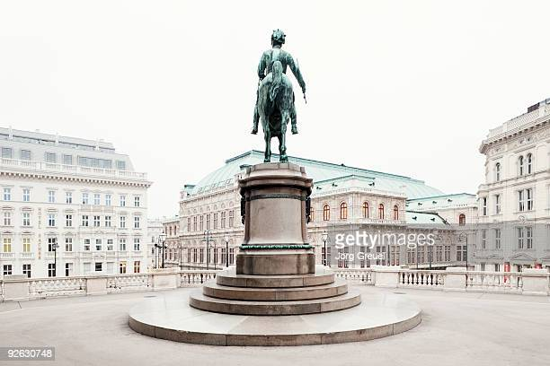 Archduke Albrecht Monument, State Opera