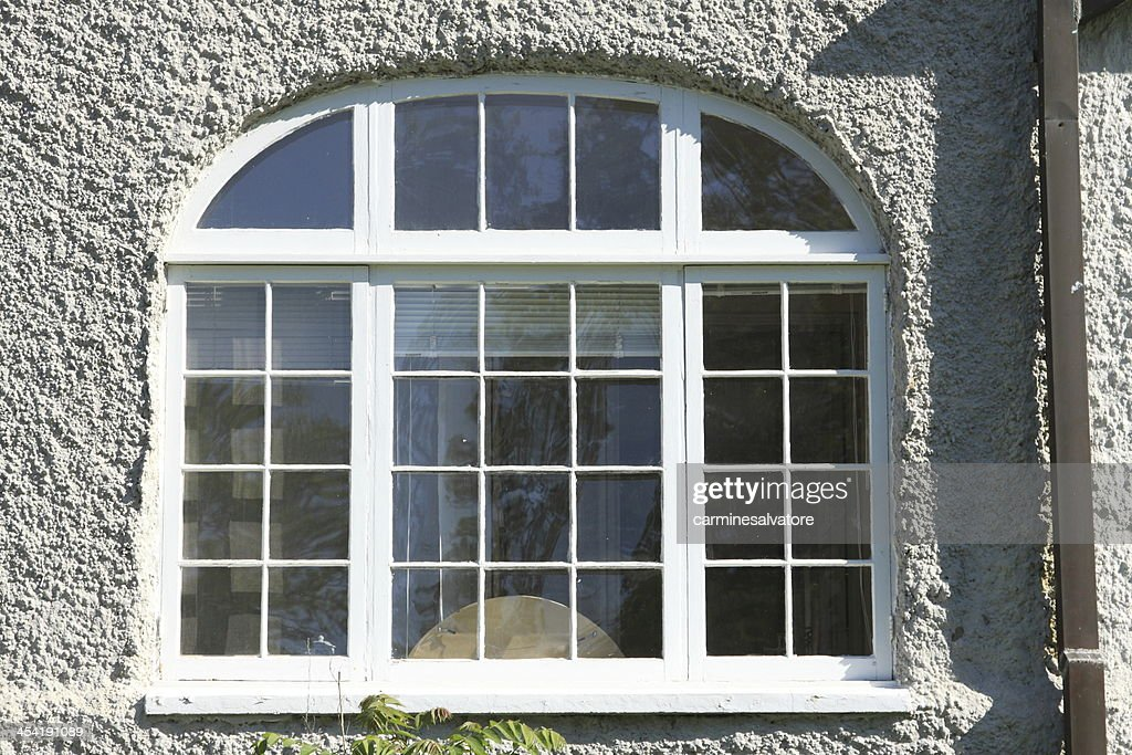 arched window : Stock Photo