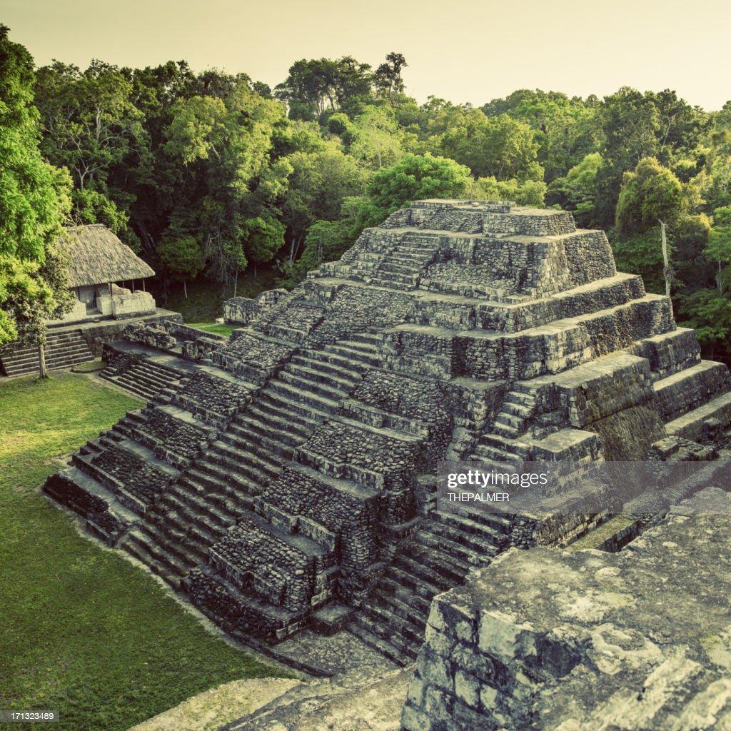 archeological site in guatemala