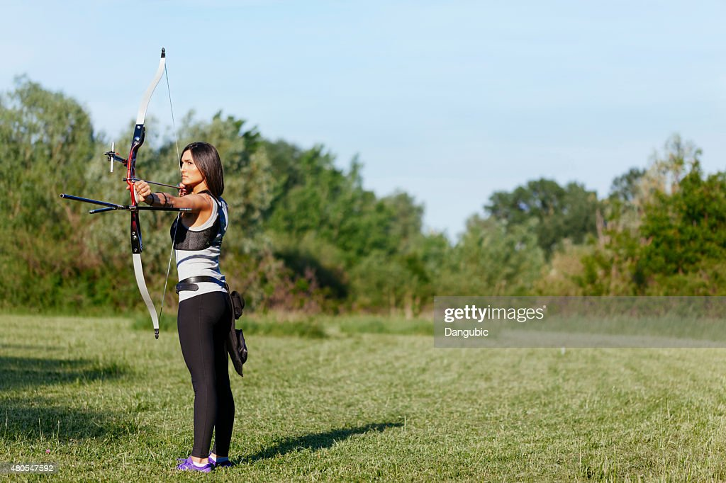 Archery : Stock Photo