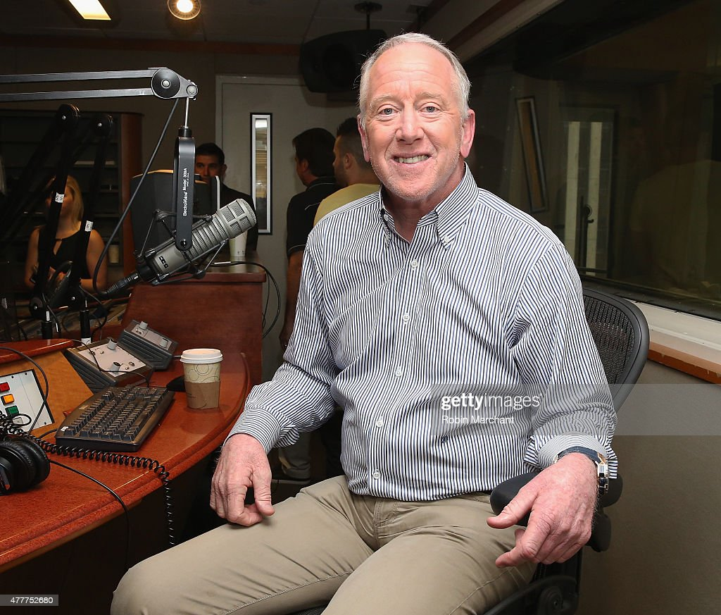 Archie Manning visits at SiriusXM Studios on June 19, 2015 in New York City.