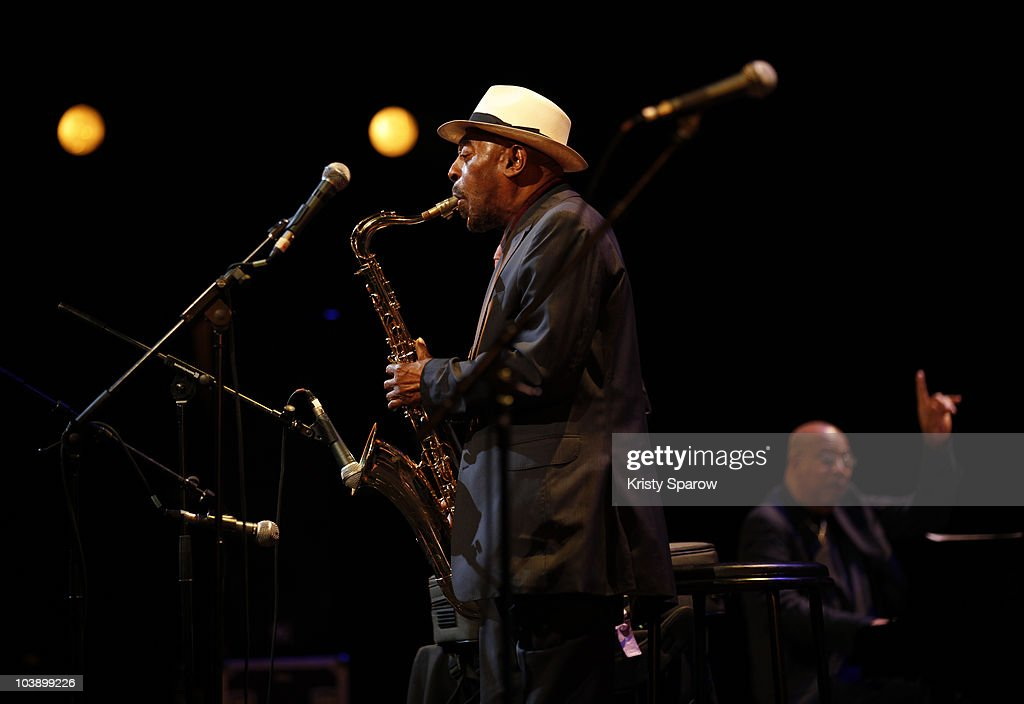 <a gi-track='captionPersonalityLinkClicked' href=/galleries/search?phrase=Archie+Shepp&family=editorial&specificpeople=961679 ng-click='$event.stopPropagation()'>Archie Shepp</a> and <a gi-track='captionPersonalityLinkClicked' href=/galleries/search?phrase=Chucho+Valdes&family=editorial&specificpeople=2107206 ng-click='$event.stopPropagation()'>Chucho Valdes</a> perform onstage during the Jazz A La Villette Festival at Grande Halle de La Villette on September 7, 2010 in Paris, France.