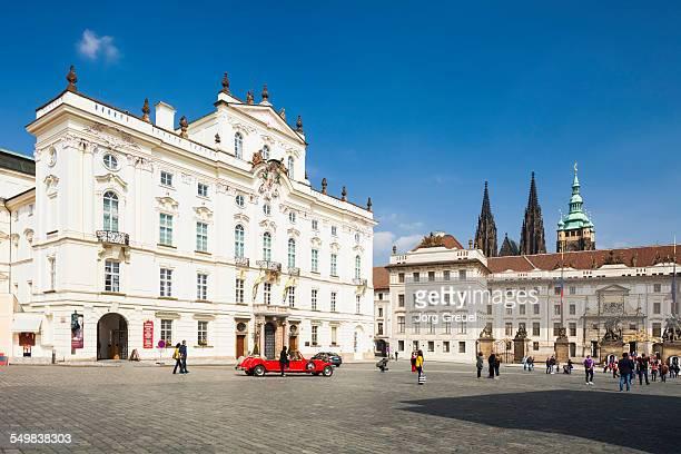 Archiepiscopal Palace and Prague Castle