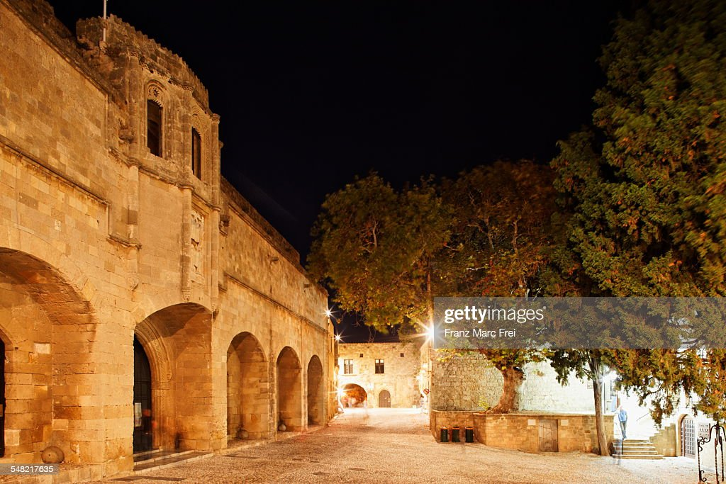 Archiological museum, Old town, Rhodes town