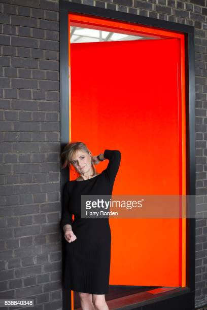 Architect Amanda Levete is photographed for D Republicca on June 23 2017 in London England