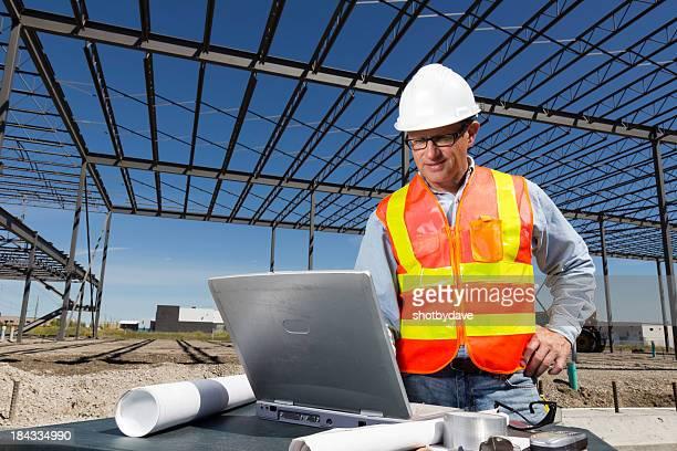 Architekt und Computer