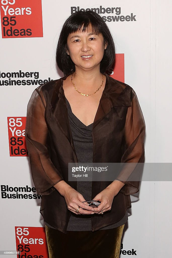 Architect and Vietnam War Memorial designer Maya Lin attends the Bloomberg Businessweek 85th Anniversary Celebration at the American Museum of Natural History on December 4, 2014 in New York City.