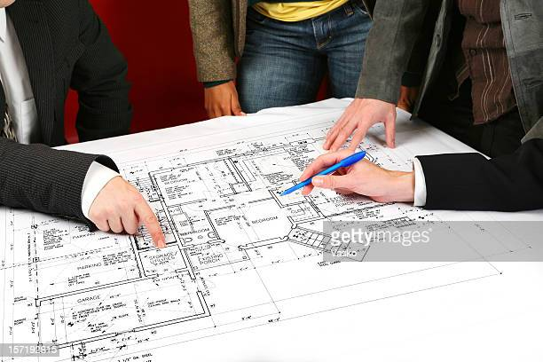 Architect & Client Meeting
