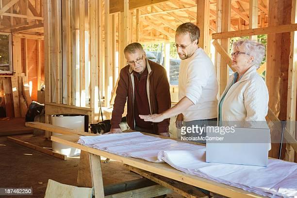 Architekt erklären, wohnliches Design Phasen