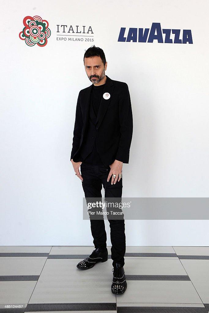Lavazza At Expo 2015 - Press Conference