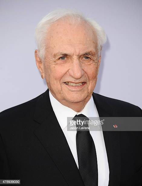 Architect Frank Gehry attends the 43rd AFI Life Achievement Award gala at Dolby Theatre on June 4 2015 in Hollywood California