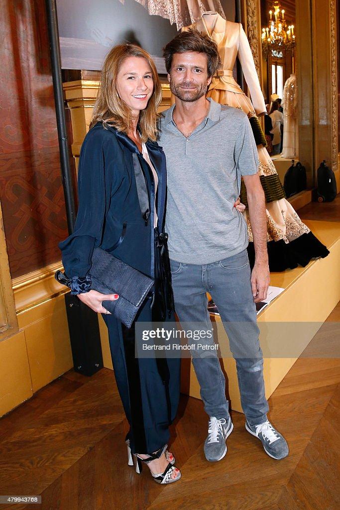 Front Row - Paris Fashion Week