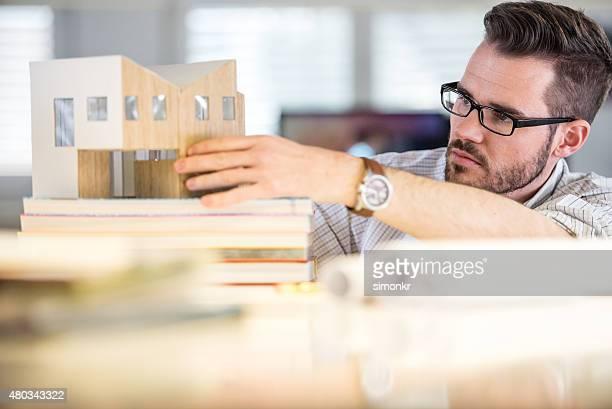 Architekt, Architekturmodell