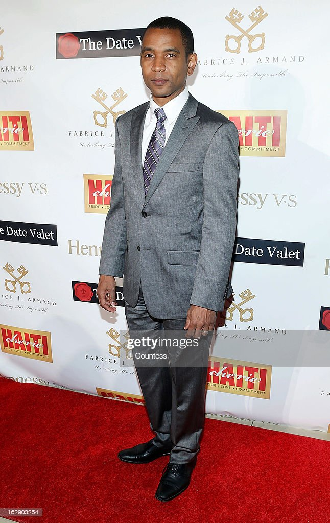 Architect Rodney Leon attends the 3rd Annual