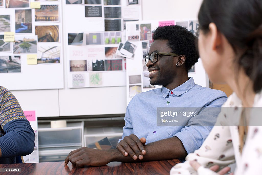 Architects office : Stock Photo