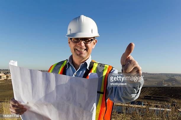 Architect's Thumbs Up