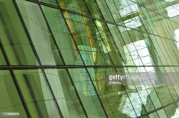 Architektonische abstrakte