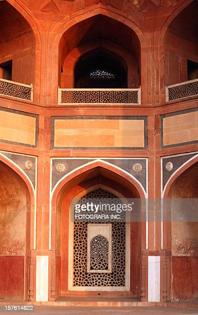 Architectural Detail of Humayun's Tomb
