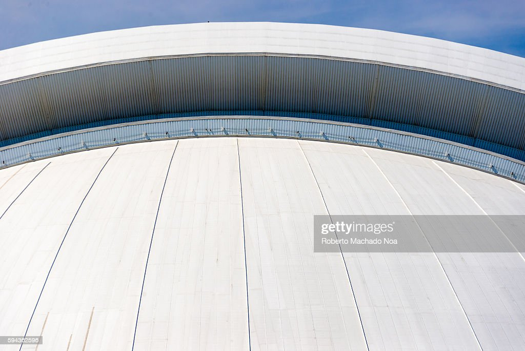 Architectural details of dome of Rogers Centre Rogers Centre is a multipurpose stadium situated just southwest of the CN Tower It is home to the...