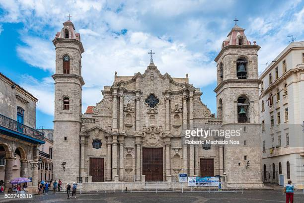 Architectural details The Cathedral of The Virgin Mary of the Immaculate Conception is one of eleven Roman Catholic cathedrals on the island of Cuba...
