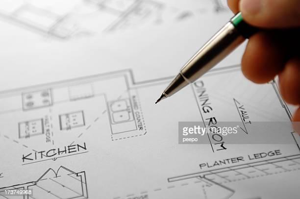 Serie disegno architettonico