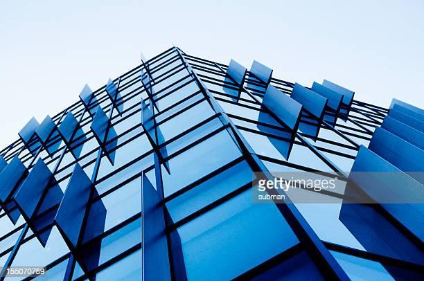 抽象的な建築