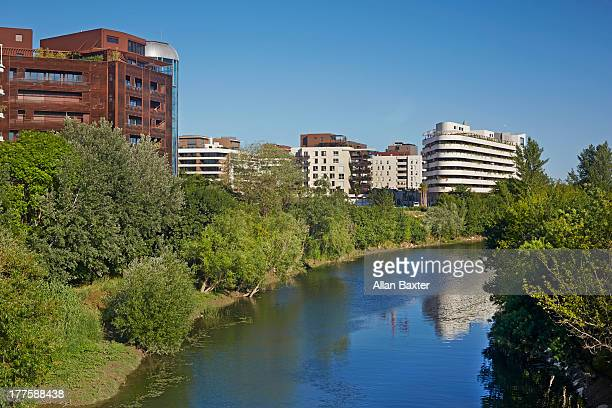 Herault stock photos and pictures getty images for Montpellier terre archi