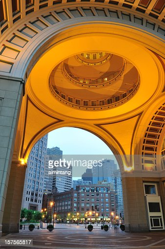 Architettura a Rowes Wharf