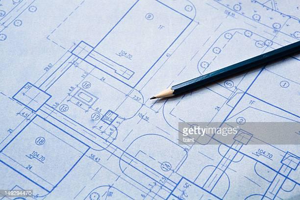 Détail de l'Architecture blueprint