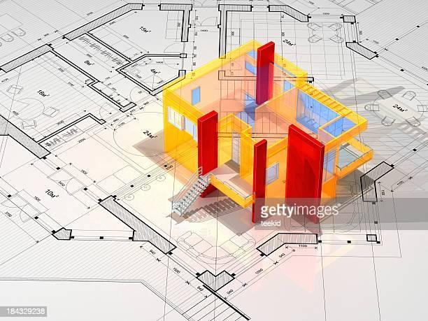 Architecture Plan d'architecte