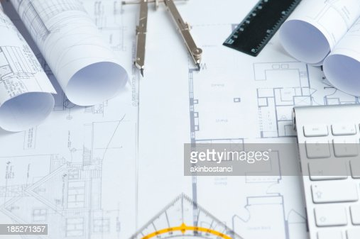 Architecture Blueprints architecture blueprints stock photo | getty images