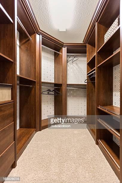Architettura: Cabina armadio personalizzata