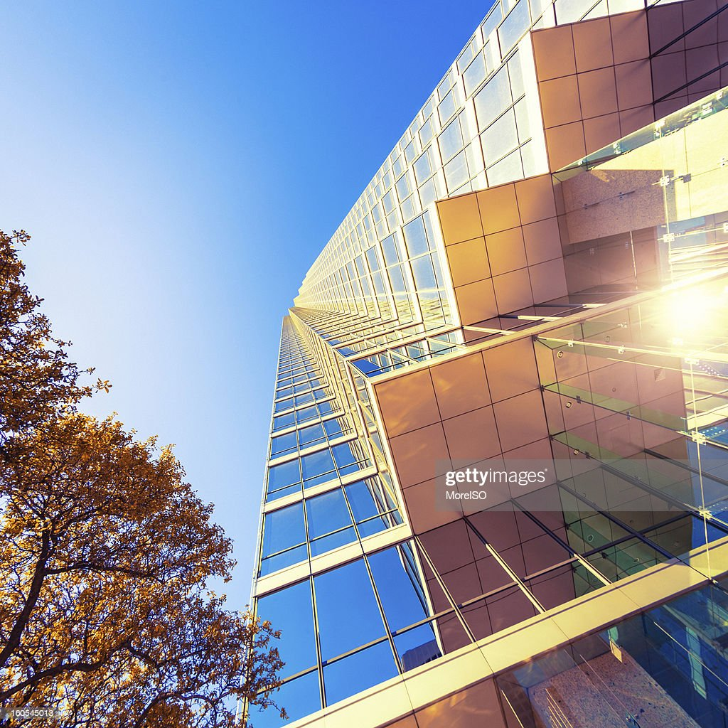 Architecture, Dallas Financial District : Stock Photo
