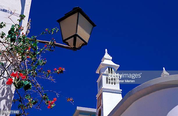 architecture in Albufeira, Algarve, Portugal