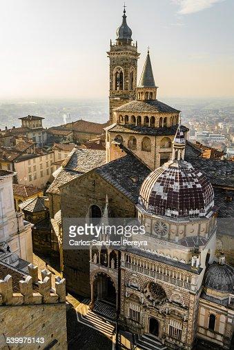 Architecture in Bergamo