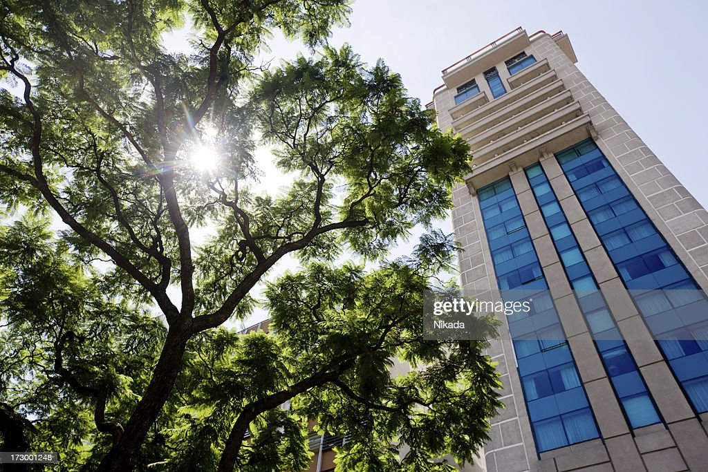 Architecture in Buenos Aires : Stock Photo
