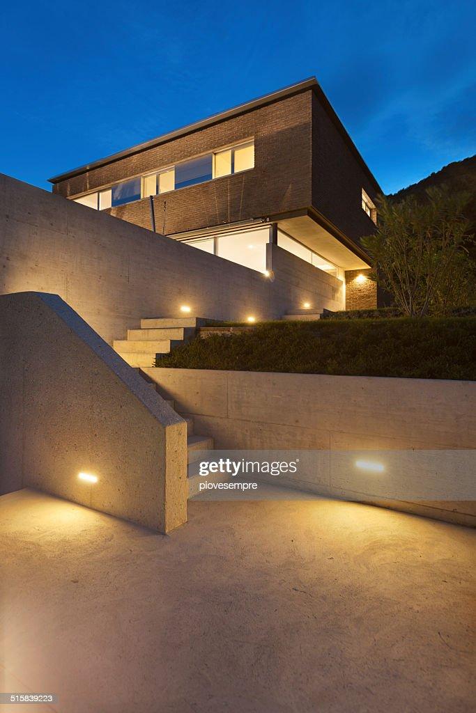 Architecture et design moderne de la house en plein air - La demeure moderne gb house par mmeb architects ...