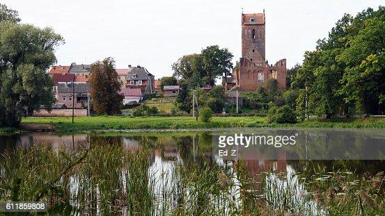 Architecture Of Prussia : Foto stock