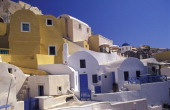 Architecture of Santorini Greece