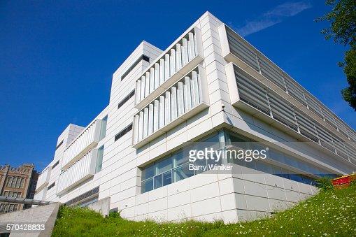 Ccny Architecture: Architecture School Ccny Ny Stock Photo