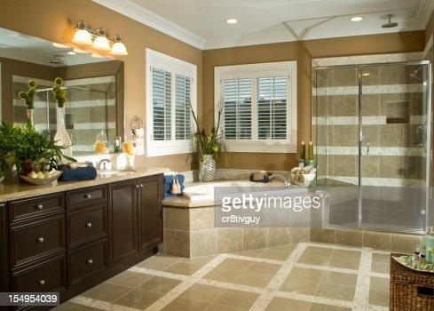 Architecture Stock Bath room Interior Design Photo Images