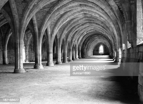 Architecture - Vaults Late Century 1100