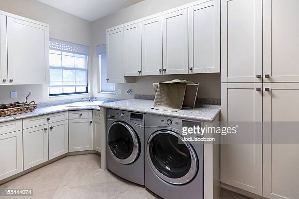 Architecture:Custom built-in  Laundry room